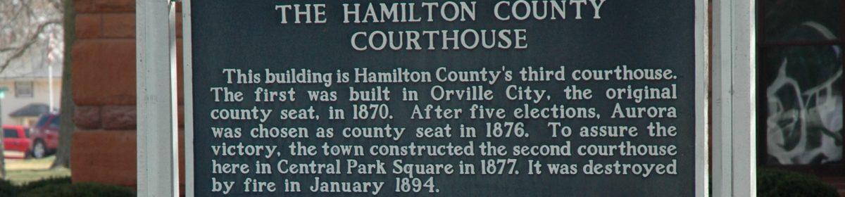 Hamilton County, Nebraska
